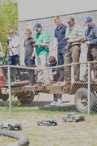 """""""The Bishop Cup"""" – BACCSS's First Ever R/C Car Race"""