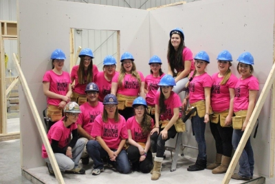 Explore Carpentry Day for Girls