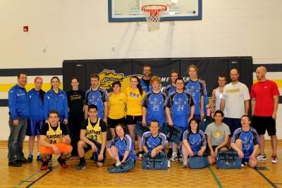 Sudbury Special Olympics take their talents to BAC