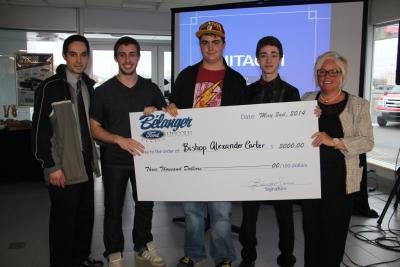 Award Winning Creativity at Bishop ACCSS