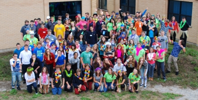 Link Crew is Back at BAC!