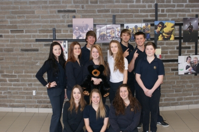 BAC students send cuddly emisarries abroad