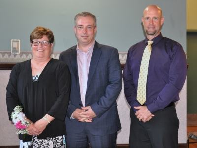 Larocque and Taylor-Horeck – 2015 Chairperson's Award Winners
