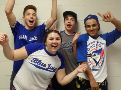 BACCSS Catches the Jays Spirit