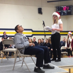 Battle of the Grades at BACCSS