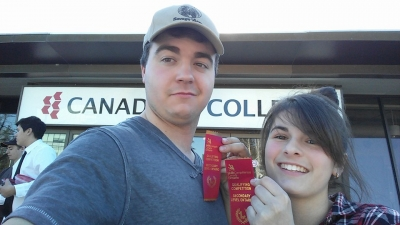 Bishop Carter students earn spot at Ontario Technological Skills Competition