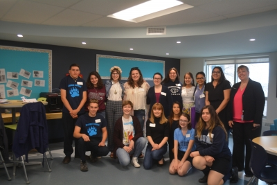 Secondary Students Participate in Diversity Day!