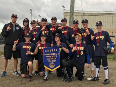Gators Claim Softball City Championship Banner!