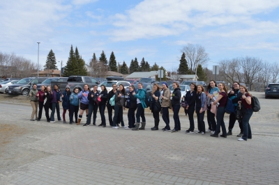 Secondary Students Walk for Water!