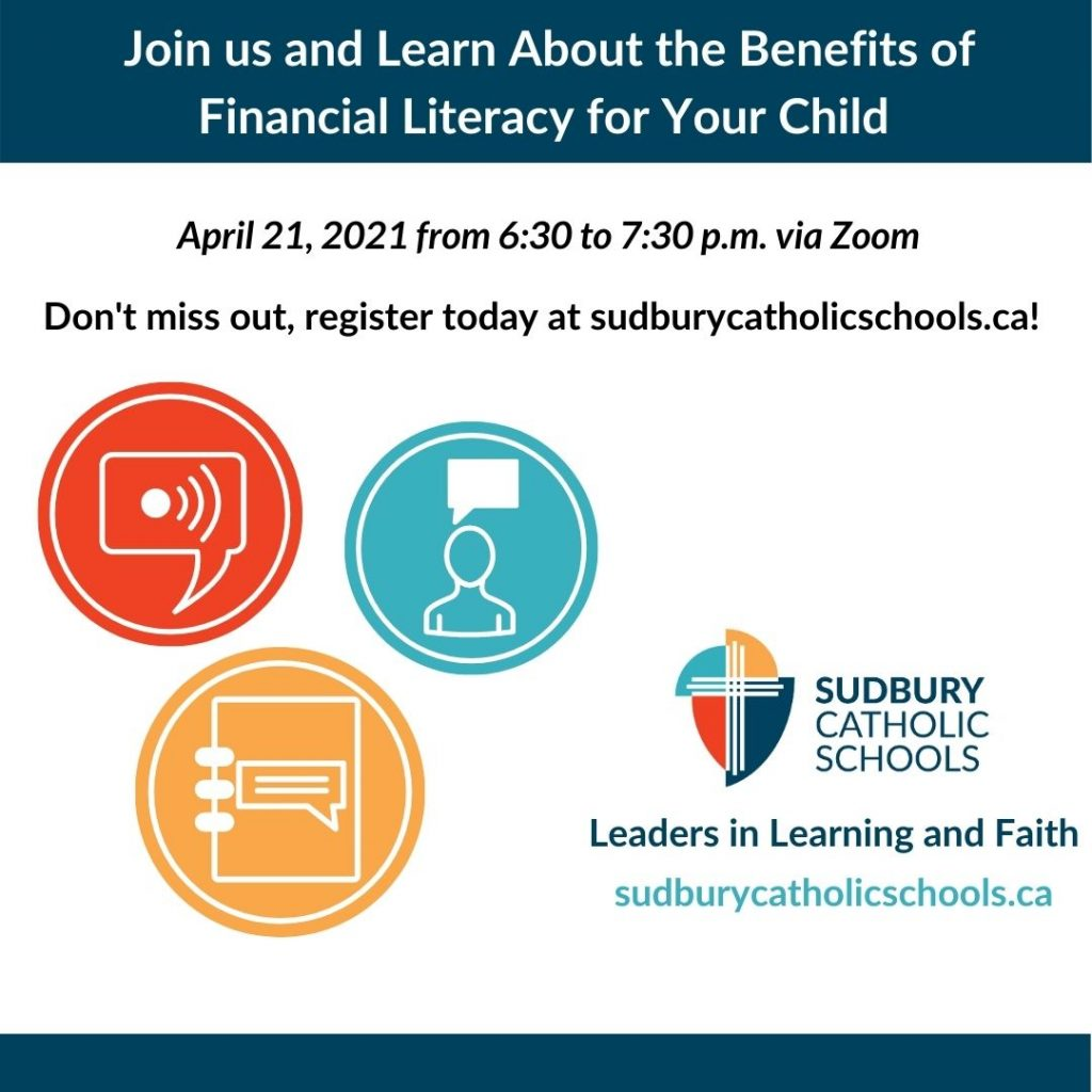 Join us and Learn About the Benefits of Financial Literacy for Your Child