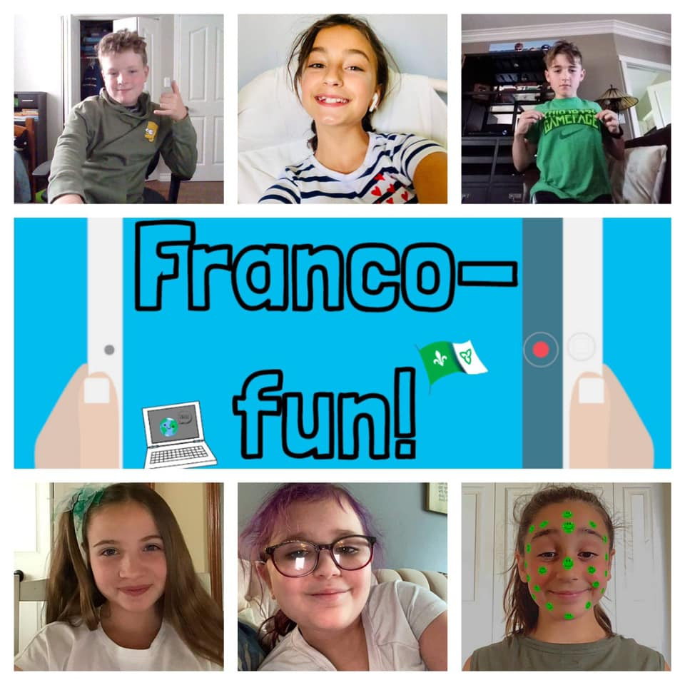 Students and Staff Embrace Franco-Fun Day